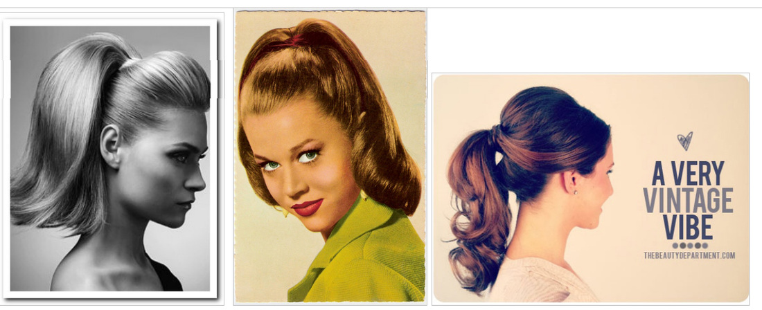 HD wallpapers pony tail hair styles